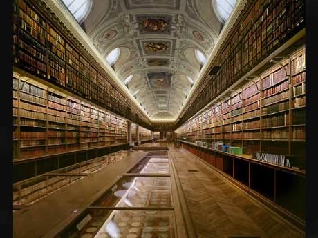 Annexe de la Bibliothèque du Sénat, Paris, France