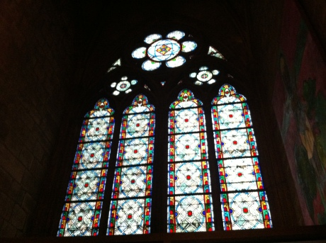 os vitrais