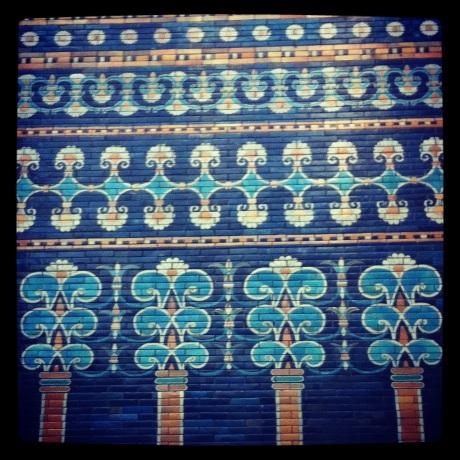 direto da babilônia essa parede linda, linda, linda