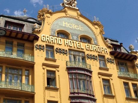 O Hotel Europa